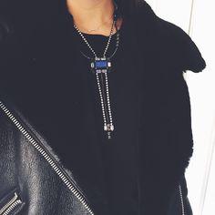 Ericksom Beamon necklace