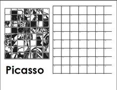 1000 images about gridding on pinterest art worksheets. Black Bedroom Furniture Sets. Home Design Ideas