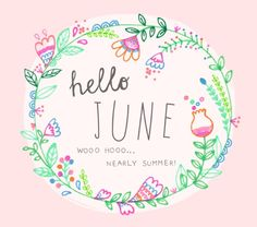 Image via We Heart It #hello #holiday #june #summeriscoming
