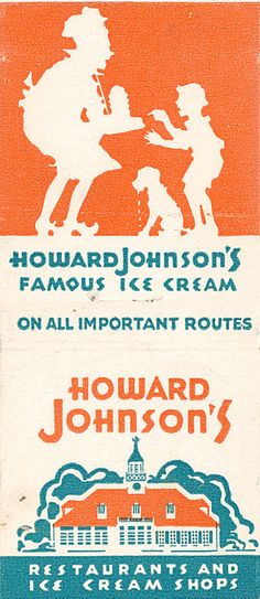 Ho Jos!  We used to stay at these all the time.  My Grandma Johnson loved them!