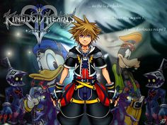 Didn't think I would get into this game as much as I did. In fact I liked it so much I played through the second part as well. With so many characters from not only Disney but the Final Fantasy games to interact with, the game seemed to go on forever. But with the graphics and gameplay being what it was, it didn't really matter. The side missions like finding things for Winnie the Poo, made it a tad more challenging.