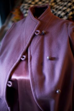 Vintage plum coat http://www.etsy.com/listing/164376061/vintage-plum-trench-coat