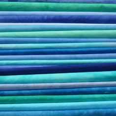Ocean Blues! <3 <3 <3 Amazing palette for the home, indoors or out!