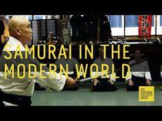 Samurai in the Modern World // 60 Second Docs - YouTube
