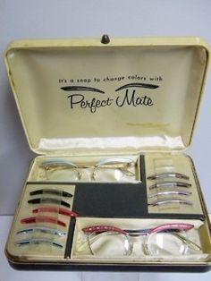 vintage retro rhinestone jeweled cat eye glasses by Perfect Mate Vintage Cat, Mode Vintage, Vintage Love, Retro Vintage, Vintage Style, Retro Chic, Vintage Beauty, Pinup, Looks Hippie