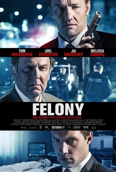 Three male detectives become embroiled in a tense struggle after a tragic accident that leaves a child in a coma. One is guilty of a crime, one will try to cover it up, and the other attempts to expose it. How far will these men go to both disguise and unravel the truth?