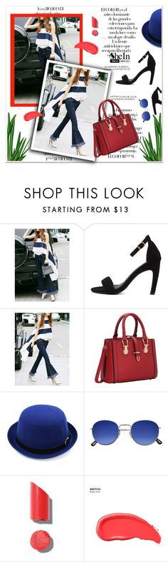 """She in"" by janee-oss ❤ liked on Polyvore featuring Arco, Chanel and Urban Decay"