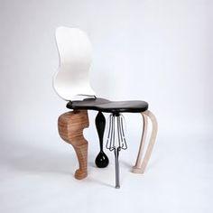 Mobiliário silla