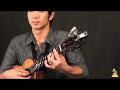 "Jake Shimabukuro ReImagining Judy Garland's ""Over The Rainbow"" - YouTube"
