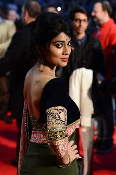 Tollywood Inn: Shriya Saran at Midnights Children Premiere Show Photos