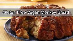 Gluten Free Vegan Monkey Bread - LivingGreenAndFrugally.com