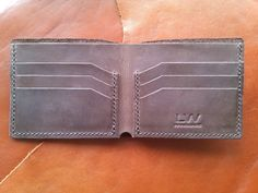 Wallet Leather wallet Mens leather wallet Groomsmen gift Personalized wallet (55.00 USD) by LeatherWorldHandmade