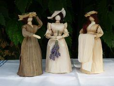 Fabric Dolls, Paper Dolls, Corn Husk Crafts, Corn Husk Dolls, Straw Crafts, Wheat Straw, Tropical Houses, Soft Dolls, Doll Face