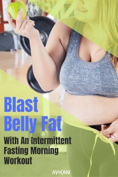 Intermittent fasting, also known as IF, is limiting your window of eating to only a few hours a day. In doing so, you deplete your stored glycogen and force your body to burn fat for fuel, and adding a light morning workout will help you torch belly fat fast! Read more about the different types of intermittent fasting, plus the best morning workout routine to pair with it for maximum weight loss in our newest article! #avocadu #intermittentfasting #loseweight #losebellyfat Diet Plans To Lose Weight, Healthy Weight Loss, How To Lose Weight Fast, Intermittent Fasting Morning Workout, Good Mornings Exercise, Morning Workout Routine, Aerobics Workout, Low Impact Workout, Lose Body Fat