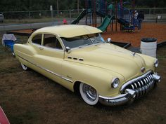 1950 Buick Special.
