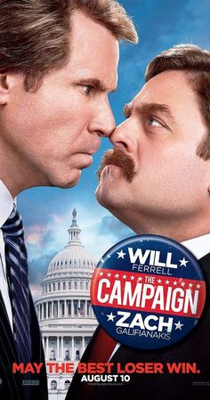 Directed by Jay Roach. With Will Ferrell, Zach Galifianakis, Jason Sudeikis, Dylan McDermott. An incumbent congressman embroiled in personal scandal faces a no-holds-barred challenge from a naive newcomer funded by two unscrupulous billionaire lobbyist brothers.