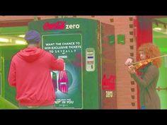 Coke - Unlock the 007 in You Challenge (2012) #vendingmachine #Coke #JamesBond
