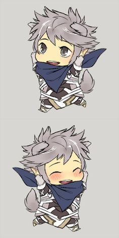 Fire Emblem: If/Fates - Kanna <----- ovo this is too cute!!!!
