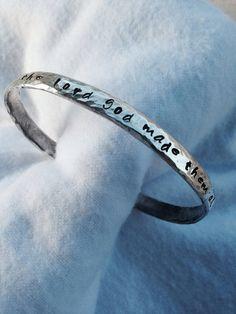 Silver Cuff Bracelet Silver Cuff Inspirational The by BeAMaGiKLaMP