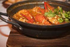Chili Crab at Jumbo Seafood, Singapore