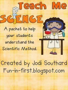 Fun in First Grade: science  @Kathy L, not sure if you still need more ideas.