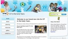 http://ictmagic.visibli.com/share/BXf531  A nice site with ICT advice and resources for teachers of Early Years.