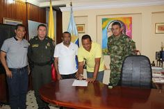 En Riohacha se posesionó Secretario de Gobierno Municipal