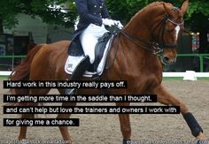 Equestrian confessions | i like these positive ones