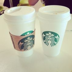 My life would not be complete if I didn't have starbucks!