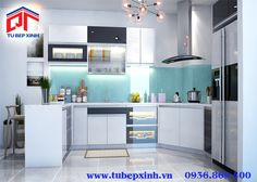 Tủ bếp - TBX127