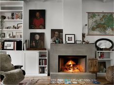 """""""An elegant background for everyday living."""" That's what Brooklyn-based architectural..."""