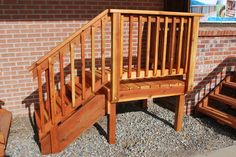 cold climate deck steps - Google Search