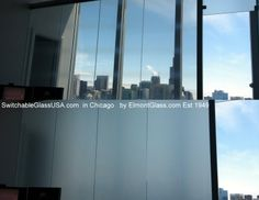 Amazing Privacy on Demand #love #glass #privacy