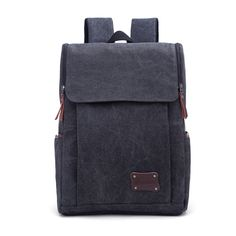 0e0e6f1d016ea teenager school bag Picture - More Detailed Picture about Zebella Large  Capacity Vintage Laptop Canvas Backpack Men Casual Teenager School Bag  Rucksack ...