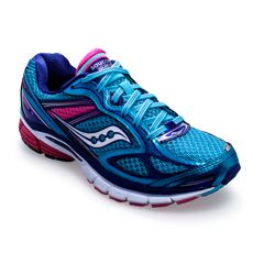 Women's Saucony Guide 7 - I want these running shoes...they look like a mermaid. Also, they're supposed to be lightweight and flexible.