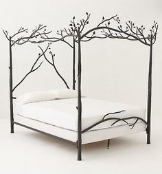Forest Canopy Bed from Anthropologie, $5,298.00