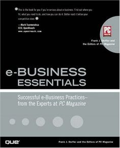 e-Business Essentials: Successful e-Business « Library User Group