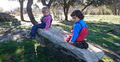 Bosque escuela,donde la naturaleza es el aula