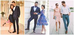 O que devo vestir no meu noivado?