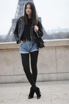 Zina, oui Paris.