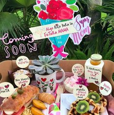 Dinner Box, Love Box, Kale Chips, Candy Boxes, Beautiful Morning, Teacher Gifts, Food Art, Catering, Happy Birthday
