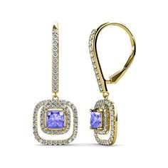 Celebrate the glow of #gold with this pair of #halo #dangling #earrings that's perfect for the any #occasion and comes with a modest price tag! GET IT NOW!!!! - 30-day returns #love #gift #drop #finejewelry #valentines