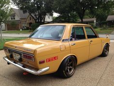 Magazine worthy Datsun 510 - Rare Cars for Sale BlogRare Cars for Sale Blog