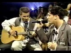 OMG, this was when I fell in love with JC BEFORE NSYNC.   MMC JC Chasez and Tony Lucca now and forever