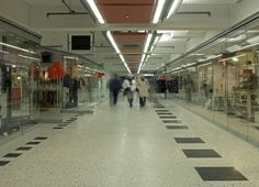 Торговый центр Kortumhaus, PANDOMO Terrazzo