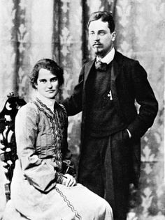 Clara Westhoff and Rainer Maria Rilke. In 1900, Rilke stayed at the artists' colony at Worpswede, Germany. It was here that he got to know the sculptor Clara Westhoff, whom he married the following year. Their daughter Ruth (1901–1972) was born in December 1901.