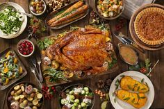 A Classic Thanksgiving Menu From Turkey to Dessert With Recipes