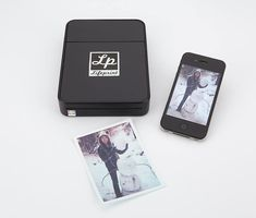 This Portable Photo Printer Is Your Smartphone's New BFF: Looking to liberate your photos from your iPhone?