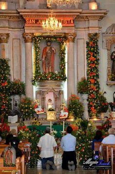 Templo de San Juan Bautista en Panuco Zacatecas