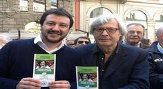 SALERNO: Al via oggi Panorama d'Italia – Il primo ospite è Matteo Salvini, poi tocca a Vittorio Sgarbi